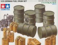 German Fuel Drum