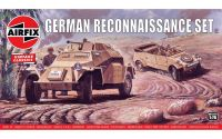 Classic Kit VINTAGE military A02312V - German Reconnaisance Set (1:76)