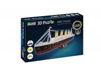 3D Puzzle REVELL 00154 - RMS Titanic (LED Edition)
