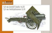 7,5 cm horský kanon vz.15 / 7,5 cm Gebirgskanone M.15 1/35