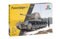 Model Kit tank 6577 - Panzerjager I (1:35)