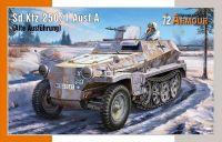 Sd.Kfz 250/1 Ausf.A (Alte Ausführung)