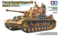 Tamiya 35378 Panzerkampfwagen IV Ausf.G (Early Production)