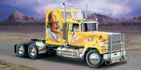 Model Kit truck 3820 - AMERICAN SUPERLINER (1:24)