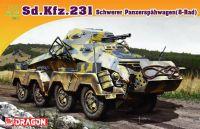 Model Kit military 7483 - Sd.Kfz 231 (1:72)