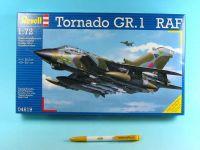 Plastic ModelKit letadlo 04619 - Tornado GR.1 RAF (1:72)