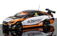 Autíčko Circuit SCALEXTRIC C3737 - BTCC VW Passat - Jason Plato, Brands Hatch 2015 (1:32)