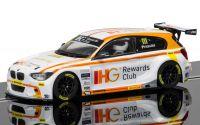Autíčko Circuit SCALEXTRIC C3784 - BTCC BMW 125 Series 1 (1:32)