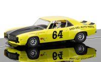 Autíčko GT SCALEXTRIC C3724 - Chevrolet Camaro 1969 Trans Am (1:32)