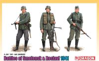 Model Kit figurky 6791 - Battle of Smolensk & Roslavl 1941 (1:35)