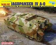 Model Kit military 6843 - Sd.Kfz.162 Jagdpanzer IV A-0 (1:35)