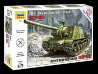 Snap Kit tank 5054 - Soviet Tank Destroyer ISU-122 (1:72)