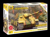 "Snap Kit tank 5042 - German ""Jagdpanther"" (1:72)"