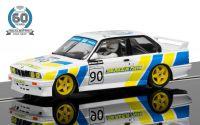 Autíčko 60th Anniversary Collection SCALEXTRIC C3829A - BMW E30 M3 Limited Edition (1:32)