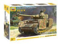 Model Kit tank 5017 - Panzer IV Ausf.H (1:72)