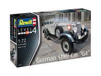 "Plastic ModelKit auto 03268 - German Staff Car ""G4"" (1:72)"
