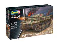 Plastic ModelKit tank 03266 - PzKpfw II Ausf.L LUCHS (Sd.Kfz.123) (1:72)