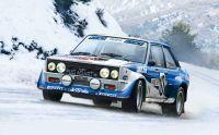 Model Kit auto 3662 - FIAT 131 Abarth Rally (1:24)