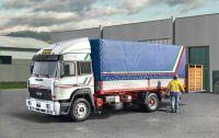 Model Kit truck 3939 - IVECO Turbostar 190-42 Canvas (1:24) Italeri