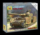 Model Kit tank 6240 - Panzer IV Ausf.H (1:100)