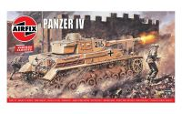Classic Kit VINTAGE tank A02308V - Panzer IV (1:76)