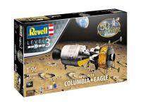 "Gift-Set 03700 - Apollo 11 ""Columbia"" & ""Eagle"" (50 Years Moon Landing) (1:96)"