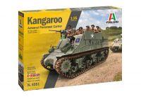 Model Kit tank 6551 - KANGAROO (1:35)