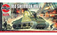 Classic Kit VINTAGE tank A01303V - Sherman M4 Mk1 (1:76)