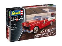 Modelset auto 67686 - 55 Chevy Indy Pace Car (1:25)
