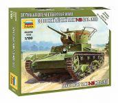 Snap Kit military 6246 - T-26 mod.1933 (1:100)