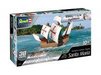 EasyClick ModelSet loď 65660 - Model Set Santa Maria (1:350)