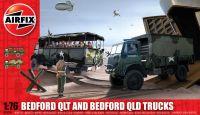 Classic Kit military A03306 - Bedford QLD/QLT Trucks (1:76)