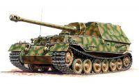 Wargames (WWII) tank 6195 - German Tank Destroyer FERDINAND (1:100)