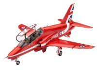 Plastic ModelKit letadlo 04921 - BAe Hawk T.1 Red Arrows (1:72)