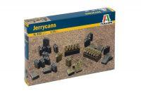 Model Kit doplňky 0402 - JERRYCANS (1:35)