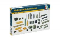 Model Kit doplňky 6423 - MODERN BATTLE ACCESSORIES (1:35)