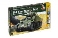 Wargames tank 15751 - M4 SHERMAN 75mm (1:56)