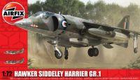 Classic Kit letadlo A03003 - Hawker Siddeley Harrier GR1 (1:72)