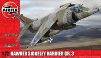 Classic Kit letadlo A04055 - Hawker Siddeley Harrier GR3 (1:72)