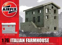 Classic Kit budova A75013 - Italian Farmhouse (1:76)