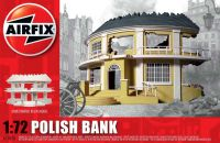 Classic Kit budova A75015 - Polish Bank (1:72)