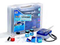 Airbrush Komplet Set 39199 - základní řada s kompresorem