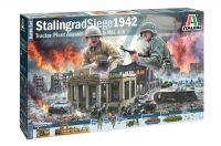 Model Kit diorama 6193 - STALINGRAD SIEGE 1942 (1:72)